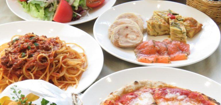 イタリアレストラン「アルテアトロ」ダ・ヴィンチの故郷、トスカーナで修業を重ねたシェフの正統イタリアン!